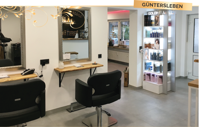 perfect hair salon guentersleben