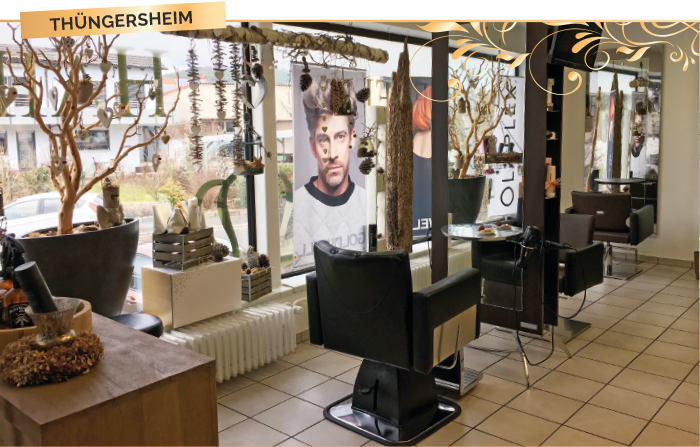 perfect hair salon thuengersheim